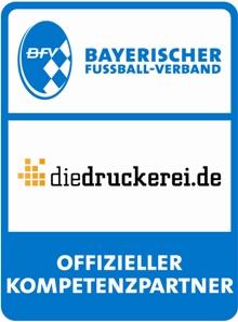 diedruckerei.de ist offizieller Kompetenzpartner des BFV für Druckerzeugnisse