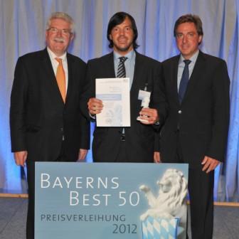 Auszeichnung für die Onlineprinters GmbH © SX Heuser
