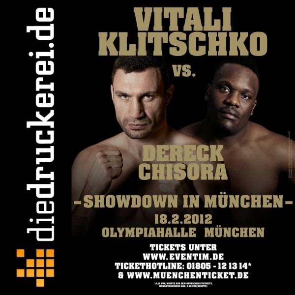 Onlinedruckerei sponsert Boxfight