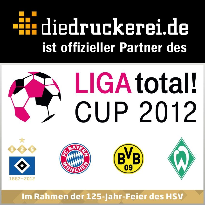 Onlinedruckerei begleitet Fußballturnier (Foto: Telekom)