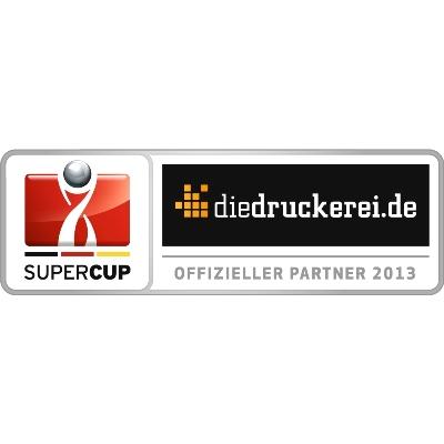 Onlineprinters sponsert Supercup 2013 (Foto: DFL)